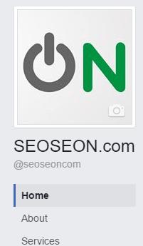 Facebookin välilehdet löytyvät nyt sivun vasemmalsta laidasta.