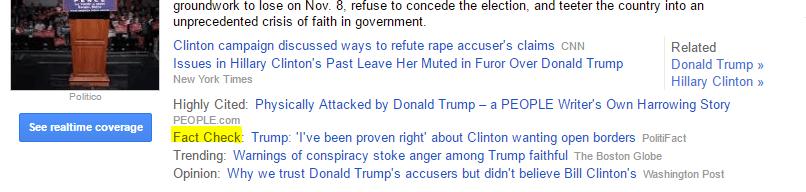Fact check artikkelit merkitään nyt uudella tagilla.