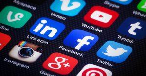 Sosiaalisen median mobiilisovellukset