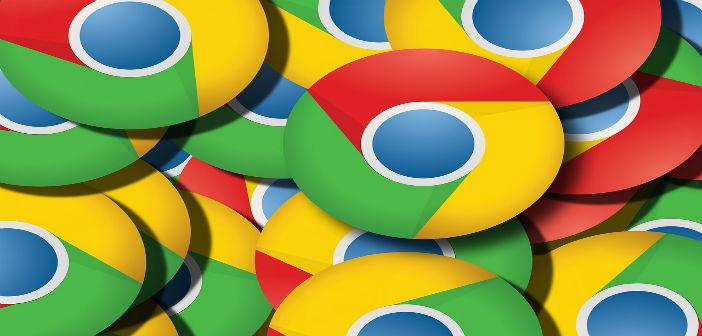 Google Chrome ja mainosten esto