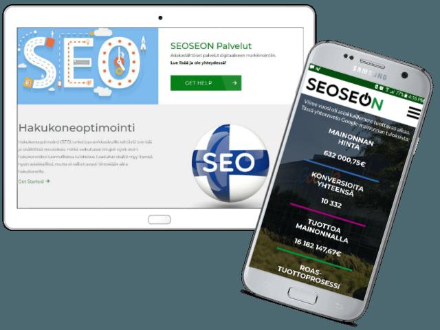 Wordpress verkkosivut