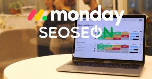 SEOSEON monday.com partner