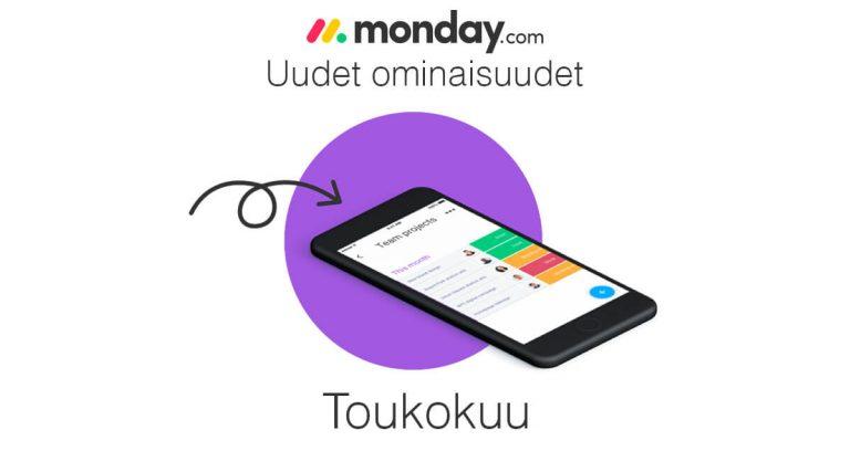monday.com Tuokokkuu