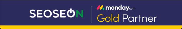 monday.com gold partner SEOSEON Digitoimisto
